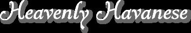 Heavenly Havanese Logo